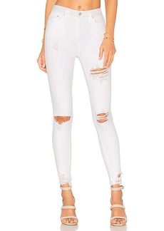 Lovers + Friends Mason High-Rise Skinny Jean. - size 29 (also in 30,31)