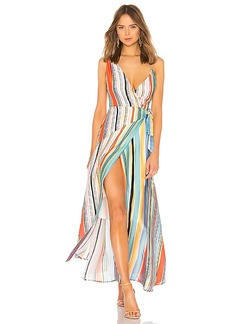 Lovers + Friends Montague Maxi Dress