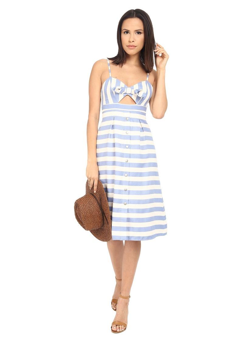 Lovers + Friends Ocean Waves Dress