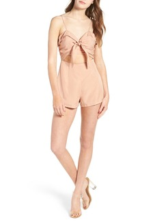 Lovers + Friends On the Go Romper