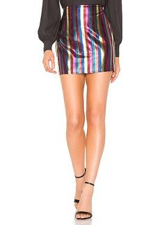 Lovers + Friends Pia Mini Skirt