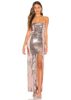 Lovers + Friends Pico Gown