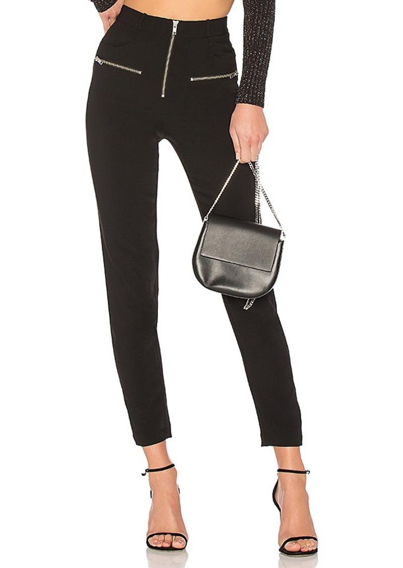Zoey Wide Leg Pants in Gold. - size XS (also in S,XXS) Lovers + Friends