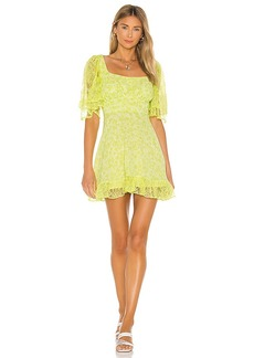 Lovers + Friends Romana Mini Dress