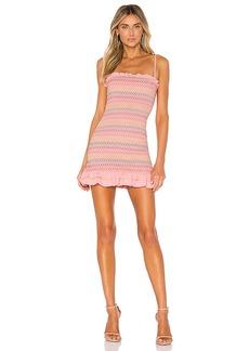 Lovers + Friends Sean Mini Dress