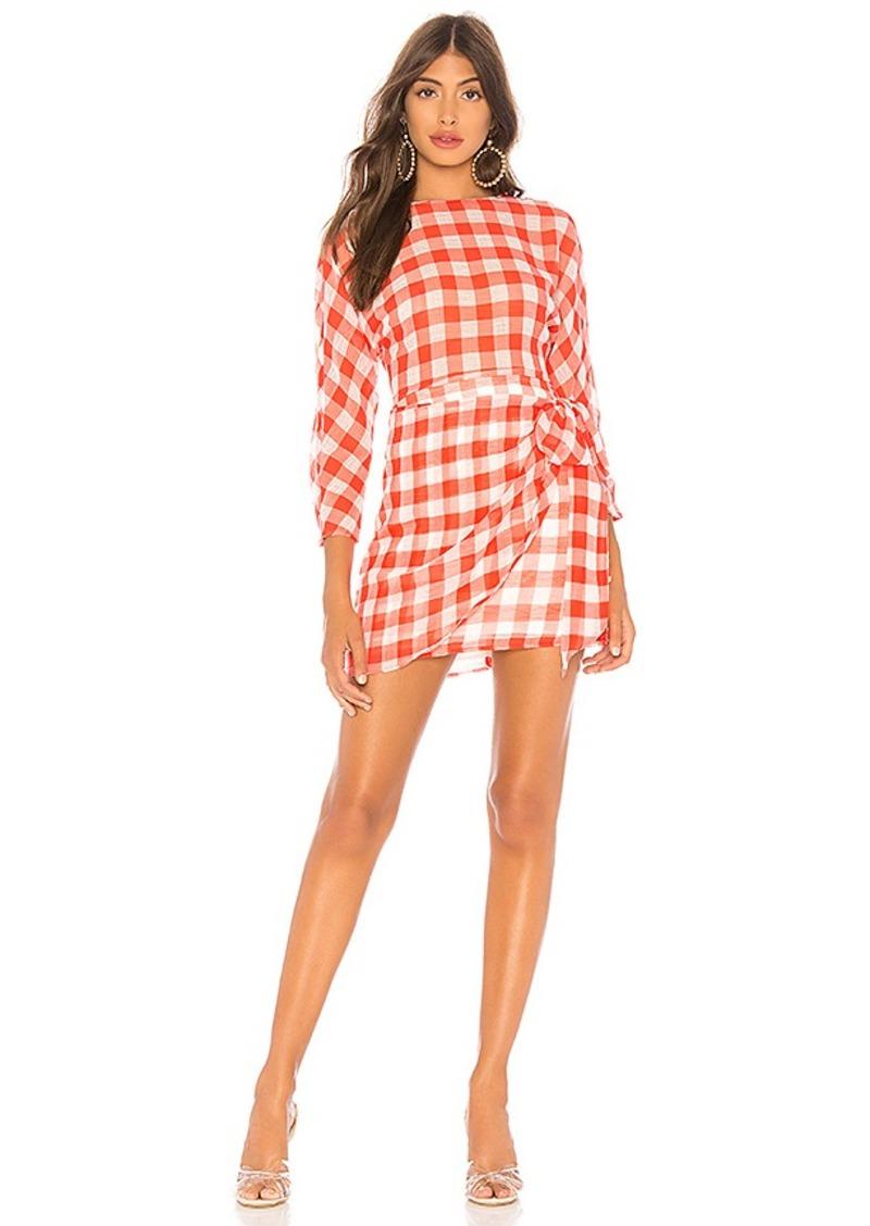 Lovers + Friends Seth Mini Dress