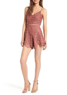 Lovers + Friends Song Bird Romper