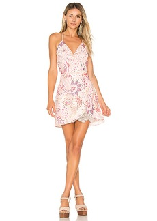 Lovers + Friends Soulmate Mini Dress in Pink. - size M (also in S,XS,L)