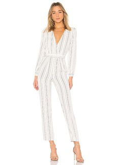 Lovers + Friends Study Abroad Jumpsuit
