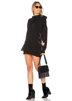 Lovers + Friends Tal Hoodie in Black. - size XXS (also in M,S,XS)