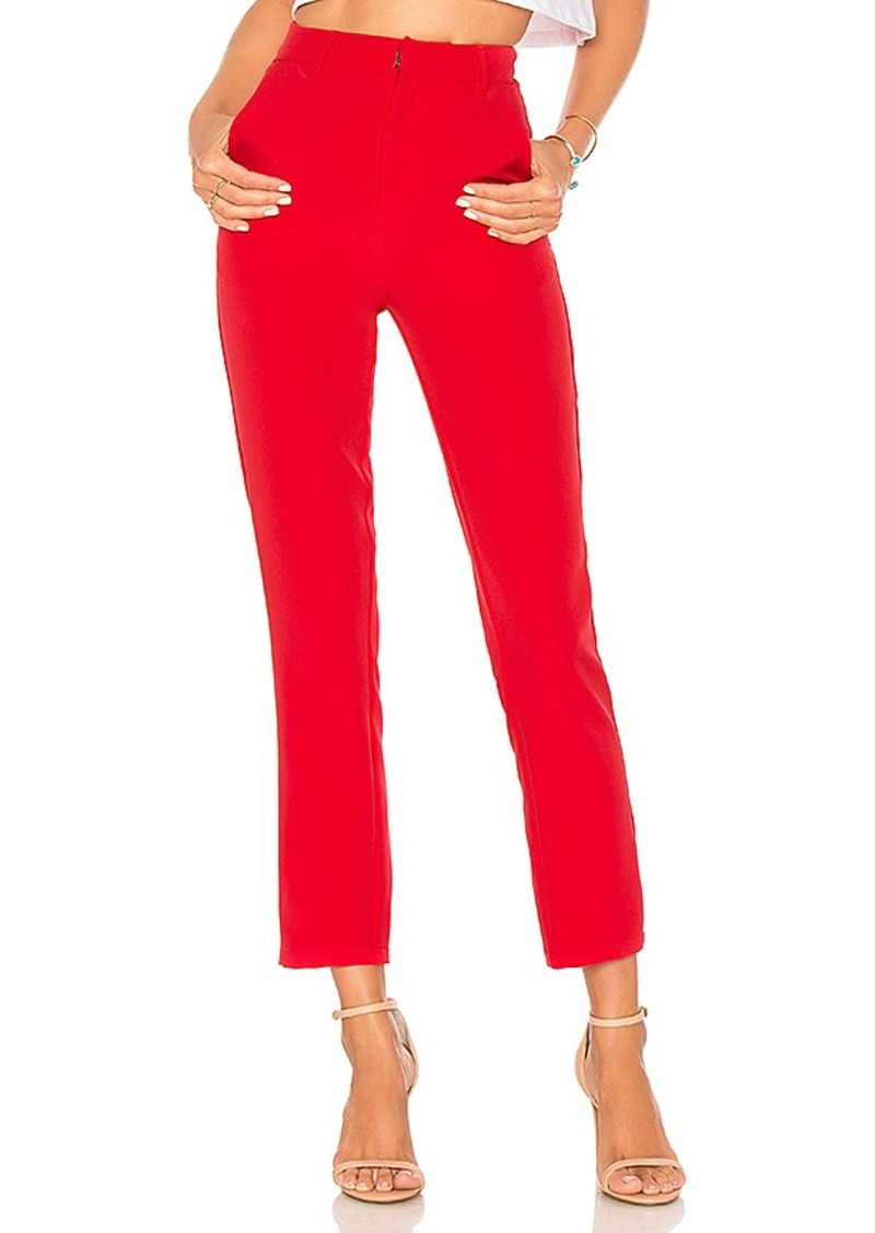 Lovers + Friends Tempo Skinny Pants