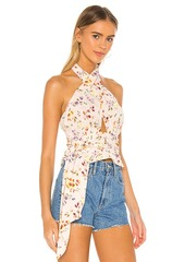Lovers + Friends The Darci Top