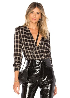 Lovers + Friends The Get Down Blouse