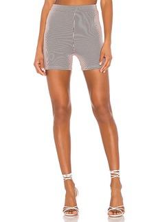 Lovers + Friends Tracy Biker Shorts