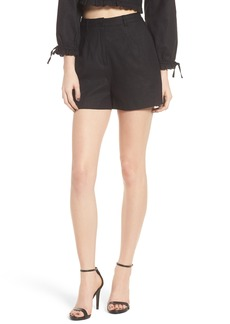 Lovers + Friends Tracy High Waist Shorts
