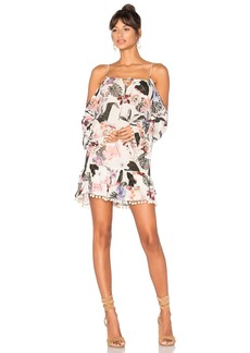 Lovers + Friends Tropical Oasis Dress