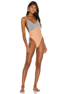 Lovers + Friends Violet One Piece
