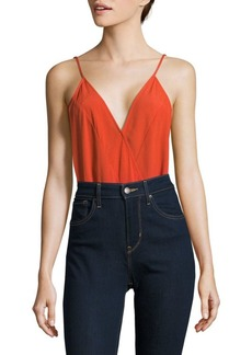 Lovers + Friends Vision V-Neck Bodysuit
