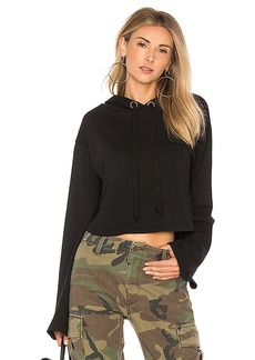 Lovers + Friends x REVOLVE Alma Cropped Hoodie