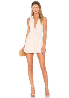 Lovers + Friends x REVOLVE Andie Dress in Pink. - size S (also in L,XL, XS)