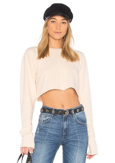 Lovers + Friends x REVOLVE Celeste Crop Pullover