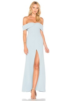 Lovers + Friends x REVOLVE Danica Gown in Baby Blue. - size M (also in S,XS)