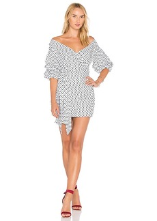 Lovers + Friends X REVOLVE Gabriel Dress in White. - size S (also in L,XS)
