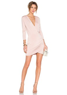 Lovers + Friends x REVOLVE Love Happy Dress in Beige. - size S (also in L,M,XS)