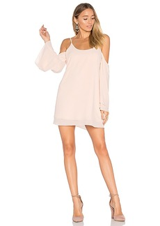 Lovers + Friends x REVOLVE Lucy Dress in Blush. - size S (also in M,XS)