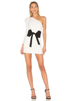Lovers + Friends x REVOLVE Mal Dress in Ivory. - size M (also in L,S,XL, XS)
