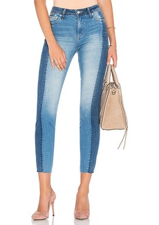 Lovers + Friends x REVOLVE Mason High-Rise Skinny Jean. - size 24 (also in 25,26,27,28,29,30,31)