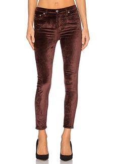 Lovers + Friends x REVOLVE Mason High-Rise Skinny Jean in Brown. - size 23 (also in 24,25,26,27,28,29,30,31,32)