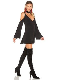 Lovers + Friends x REVOLVE Ryder Dress in Black. - size S (also in XS)