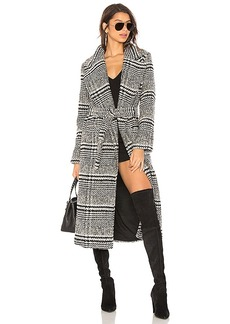 Lovers + Friends Sabra Coat