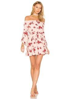Lovers + Friends x REVOLVE Stay Dress in Pink. - size S (also in XS)