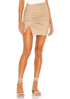 Lovers + Friends Zanele Mini Skirt
