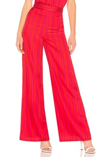 Lovers + Friends Zoey Wide Leg Pant