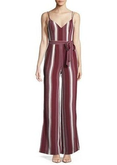 Lovers + Friends Lovers And Friends Charisma V-Neck Wide-Leg Jumpsuit