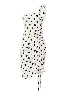 Lovers + Friends Monica Polka Dot Dress