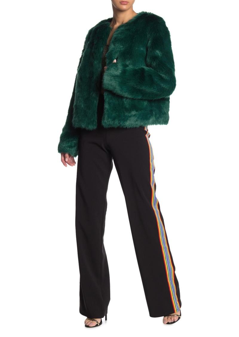 Lovers + Friends Sandi Side Stripe Track Pants