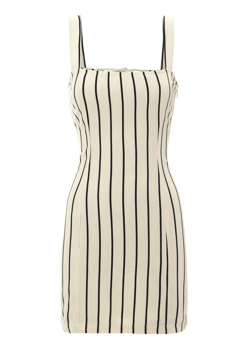 Lovers + Friends Shane Striped Dress