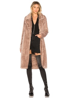 Teddy Fur Coat