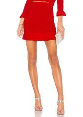 Lovers + Friends x REVOLVE Monaco Skirt