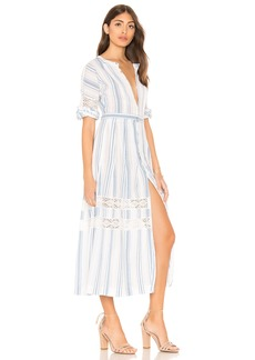 LoveShackFancy Eden Dress
