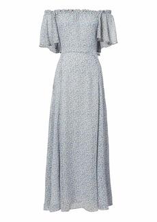 LoveShackFancy Evelyn Maxi Dress