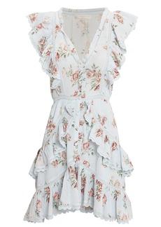 LoveShackFancy India Mini Dress