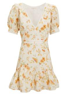 LoveShackFancy Lena Mini Dress