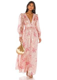 LoveShackFancy Cyrena Dress