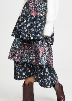LOVESHACKFANCY Iggy Skirt