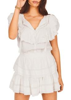 LoveShackFancy Liv Tiered Dress